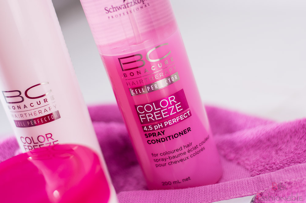 Schwarzkopf Professional Color Freeze Titelbild