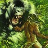 Tarzan Battles The Ape