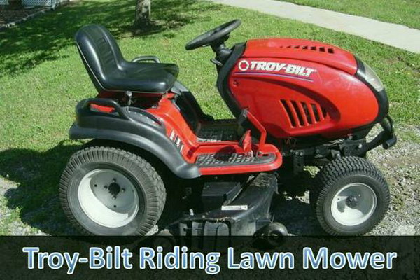 Don't Buy Troy-Bilt Riding Lawn Mower Before You Read This