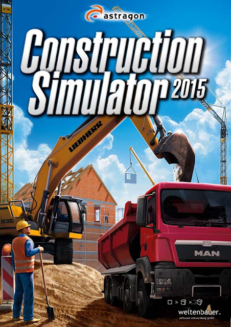 Construction Simulator 2015 Download Cover Free Game