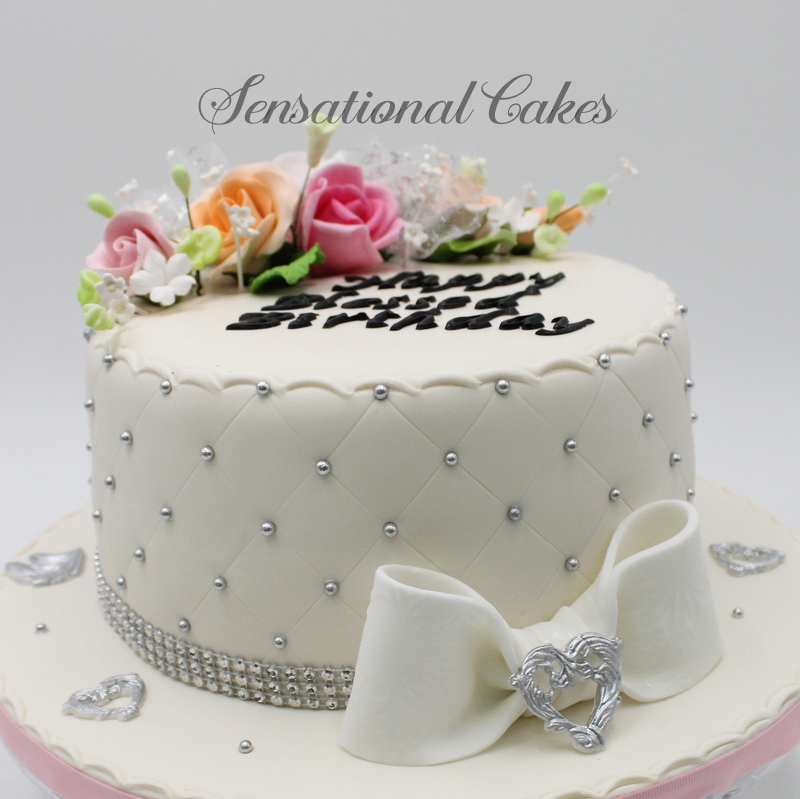 nice wedding cakes singapore the sensational cakes roses theme white shimmer and 17844