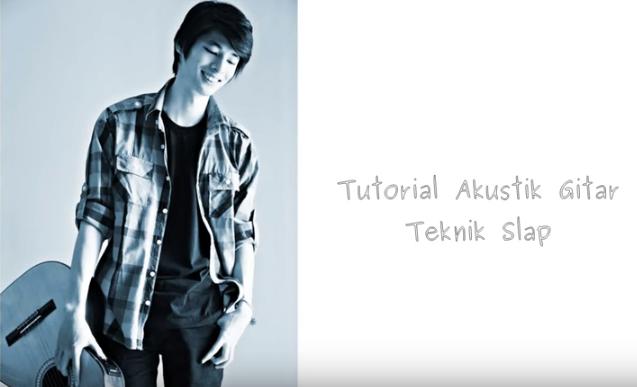 Belajar Teknik Slap Gitar Akustik Bersama Kak Teo