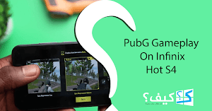 PubG on Infinix Hot S4