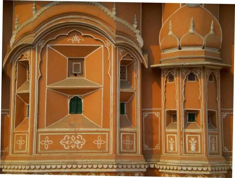 Hawa Mahal - Jaipur Pink City - Rajasthan