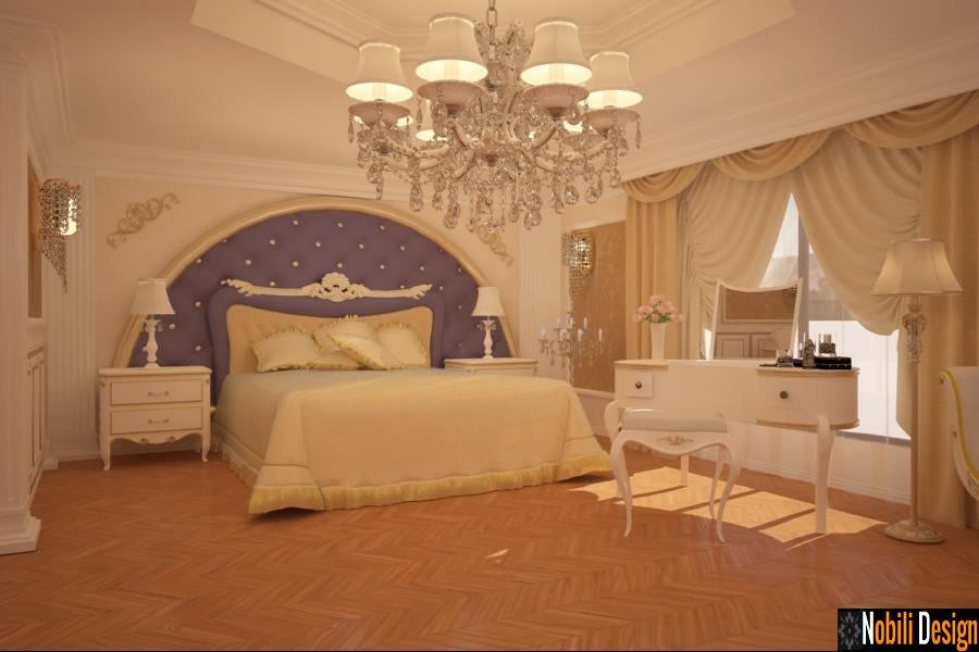 Amenajare interioara vila in Bucuresti | Design interior vile in stil clasic Bucuresti
