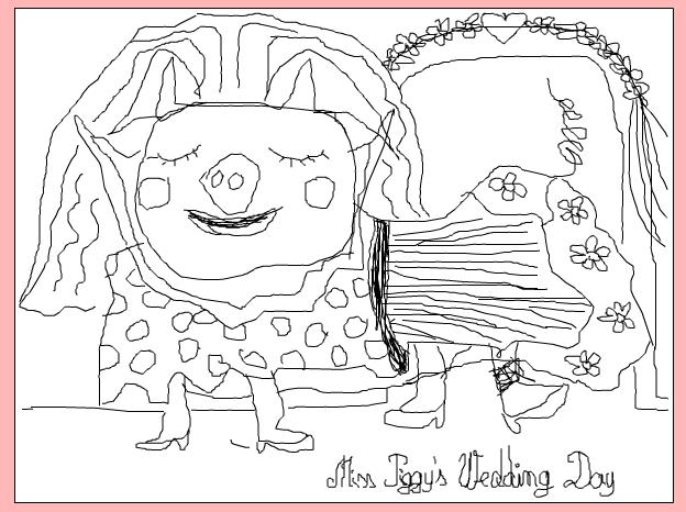 Deseneaza un porc