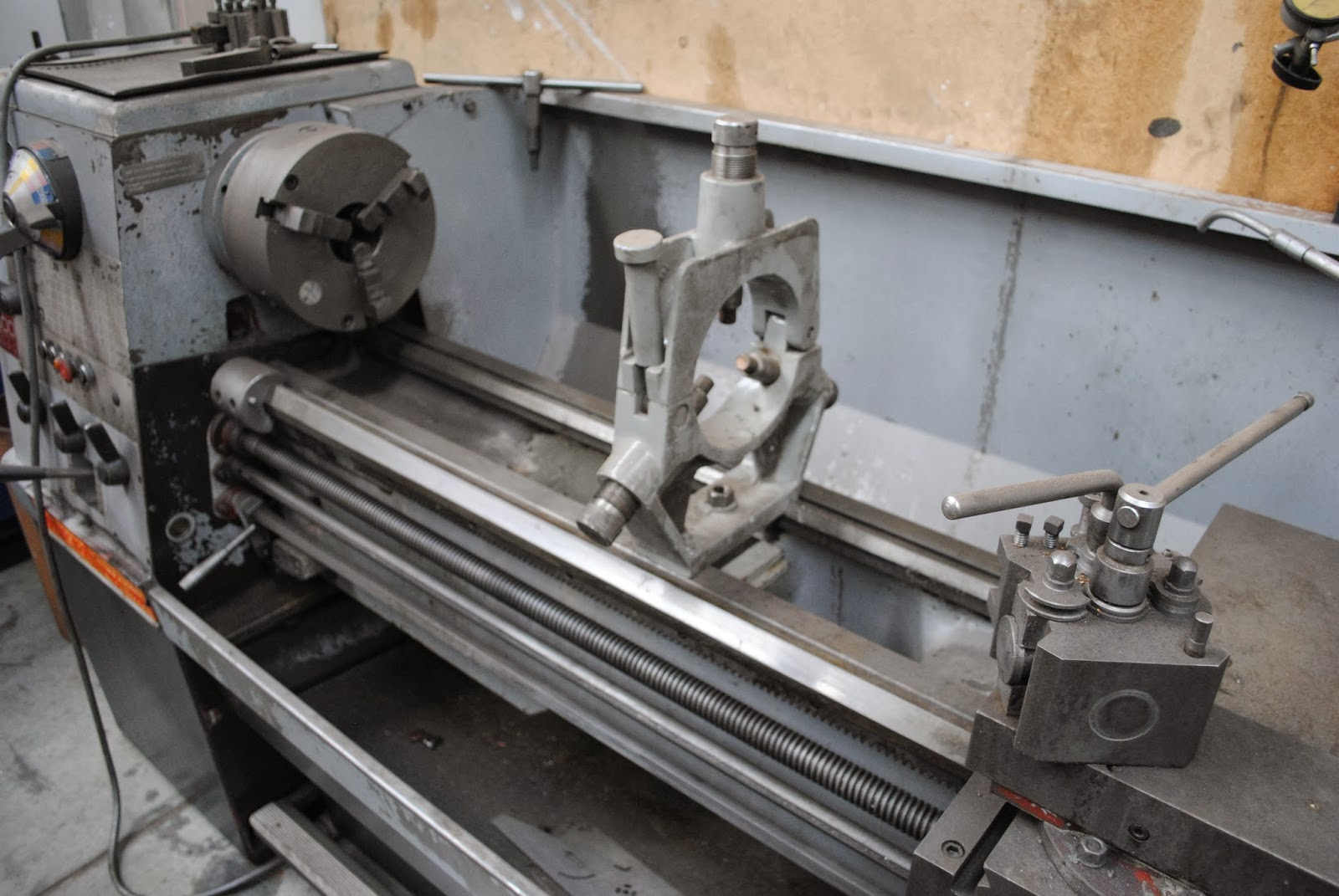 Christie Pacific Machinery - New And Used  Colchester Lathe