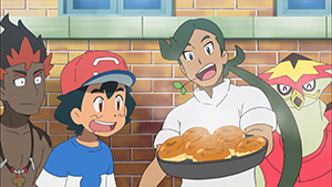 Pokemon Sun & Moon Episode 72 English Dubbed - Animepisode