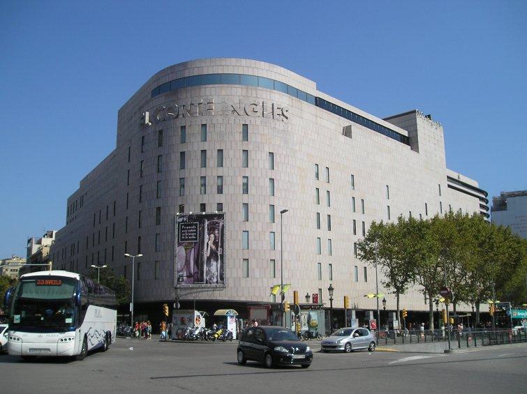 Habitar reencuentro con oriol bohigas - Oficinas el corte ingles barcelona ...