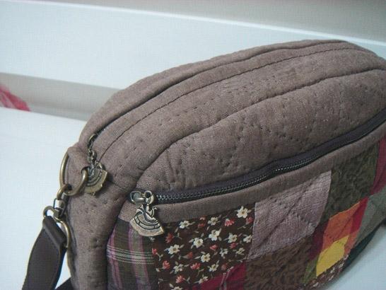 Patchwork Bag Tutorial. Сумка печворк