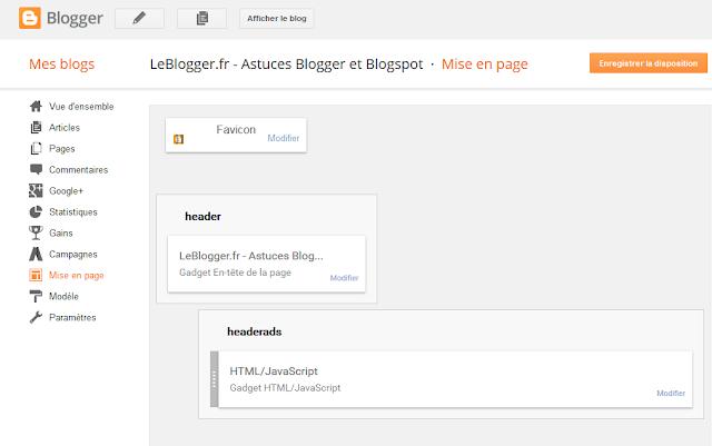 Personnalisez votre blog sous Blogger Google