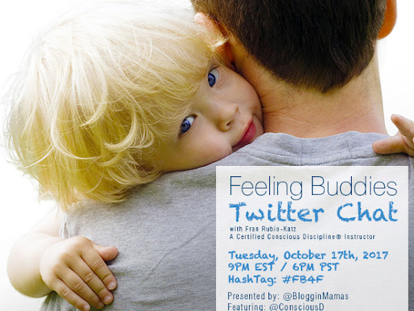 Feeling Buddies #FB4F Twitter Party!