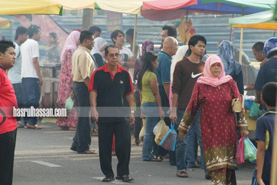 Pasar Ramadan di Malaysia