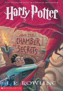 Harry Potter And The Chamber Of Secrets (Book-2) pdf free download