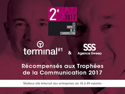 trophées de la communication 2017