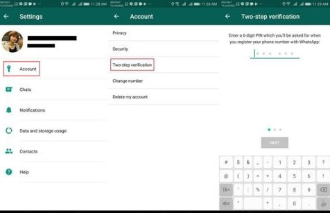Mengaktifkan Two-factor authentication  di WhatsApp Agar Lebih Aman