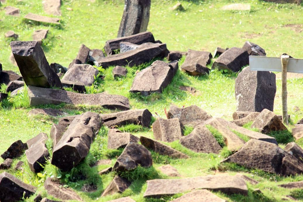 Mengunjungi Situs Megalitikum Gunung Padang