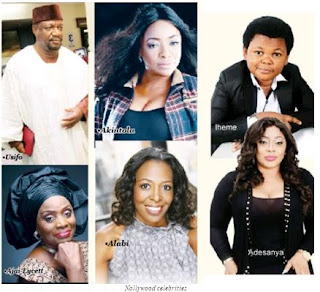 Joke Silva, Alex Usifo, Bimbo Akintola, Osita Iheme & More: Nollywood Stars Share Their New Year Resolutions