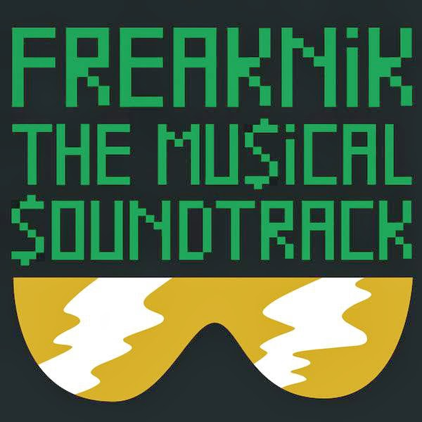 T-Pain - Freaknik: The Musical (Soundtrack) - EP  Cover