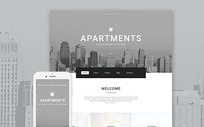 Find Your Home Responsive WordPress Theme