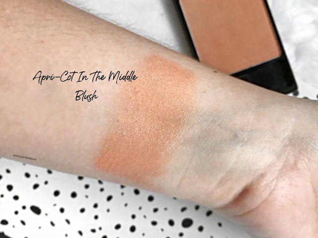 Wet N Wild Color Icon Blush Apri-Cot In The Middle swatch