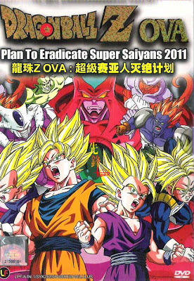 Dragon Ball OVA 01 Plan To Eradicate The Saiyan SUb Indo