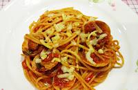 Spaghetti Marinara Dengan Lala