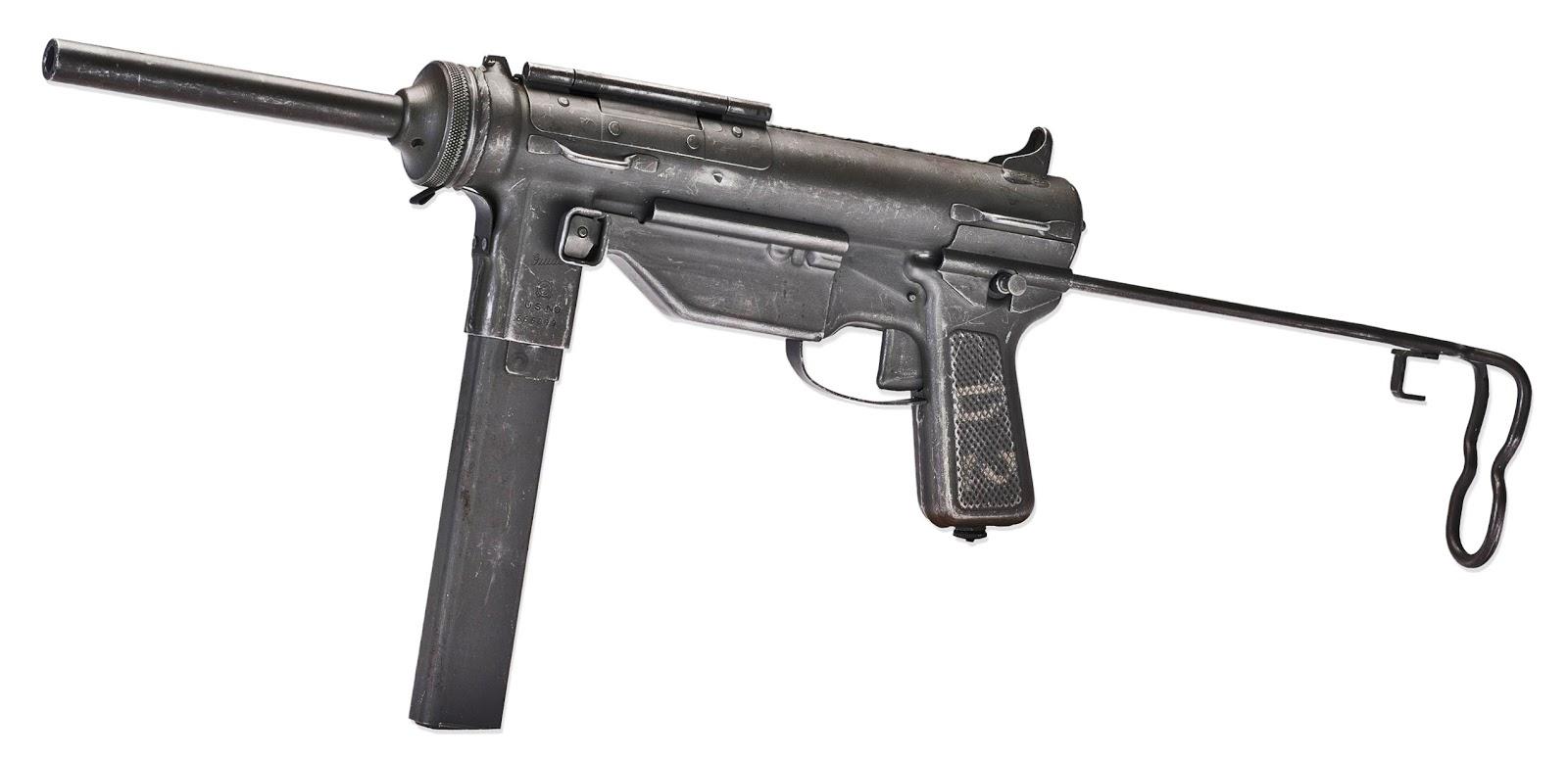 M3a1 Grease Gun