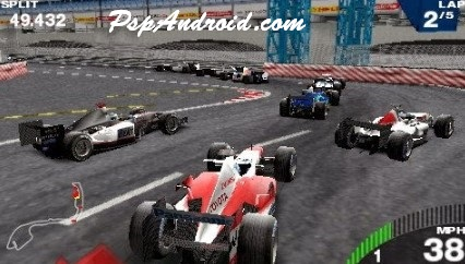 F1 Grand Prix Platinum PPSSPP