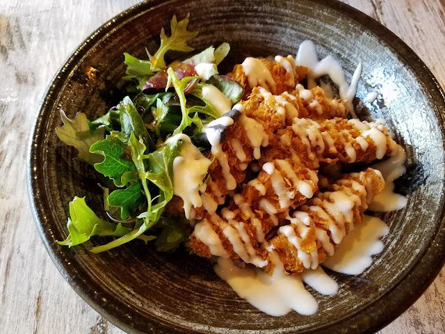 Dohwa, Glen Waverley, Korean fried chicken rice