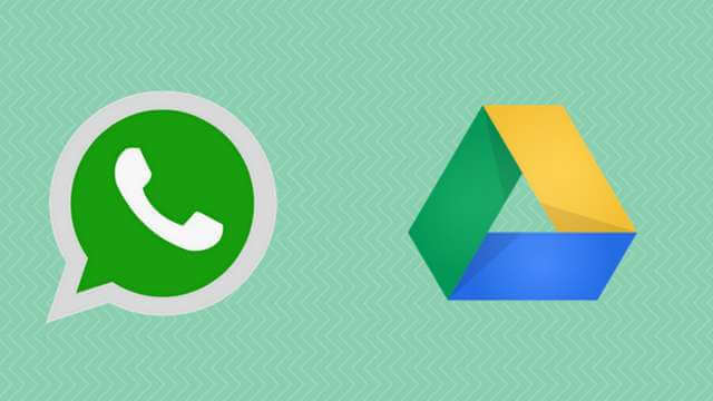 Keep the data safe on WhatsApp by google drive