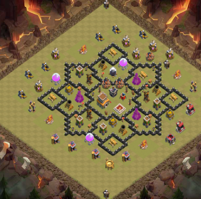 Strategi Terbaik Clash of Clans All Town Hall