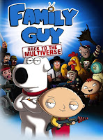Family Guy Back To The Multiverse (PC) 2011