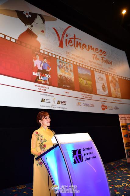 GSC Vietnamese Film Festival 2018 Launch Pavilion KL GSCVFF18 Koh Mei Lee