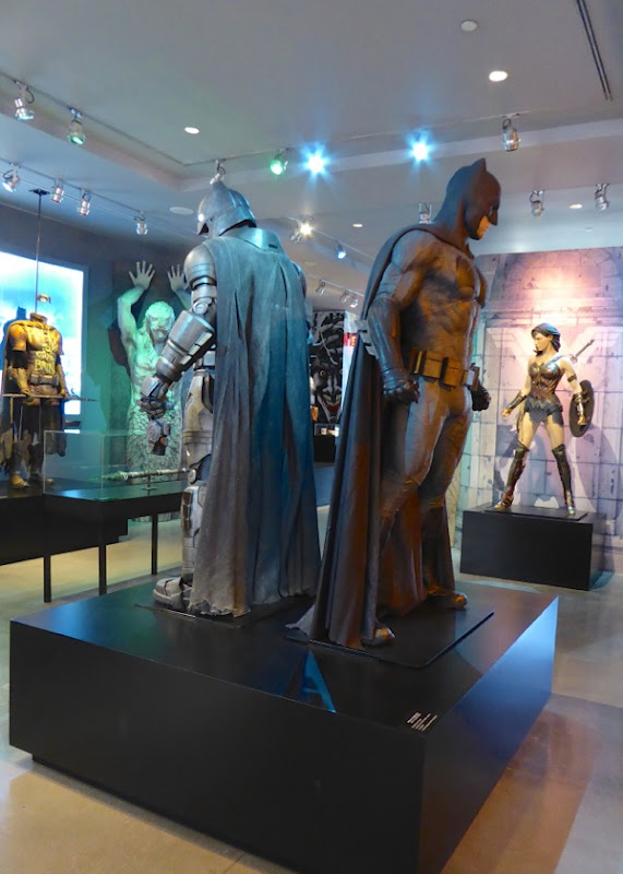 Batman v Superman Dawn of Justice Batsuits