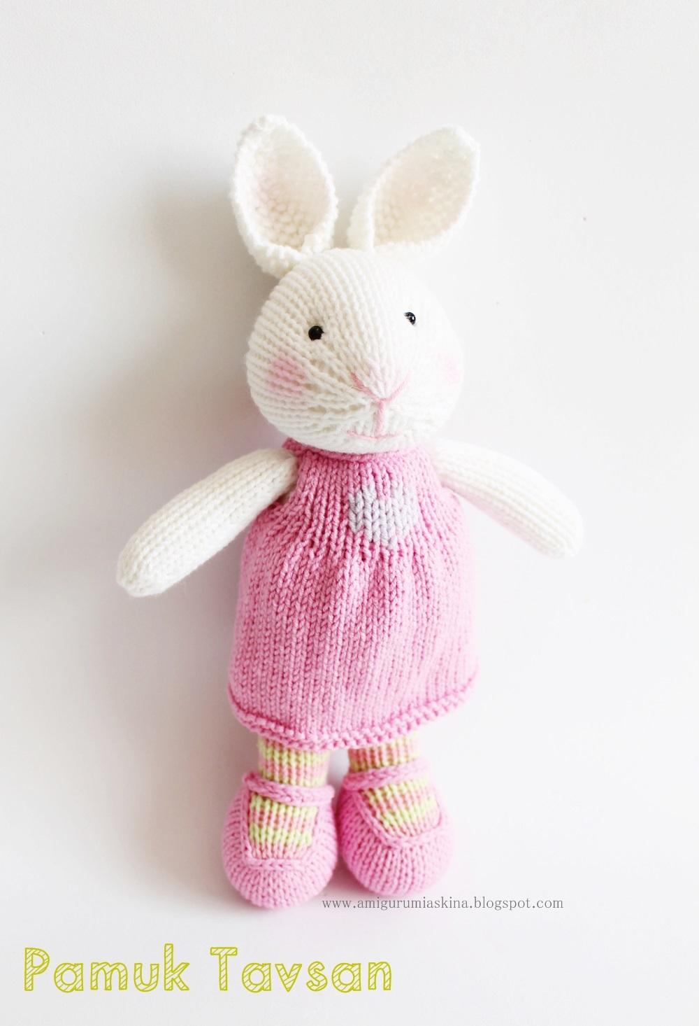 Amigurumi Örgü Uzun Kulaklı Tavşan Modeli Yapılışı ( Anlatımlı ... | 1466x1000