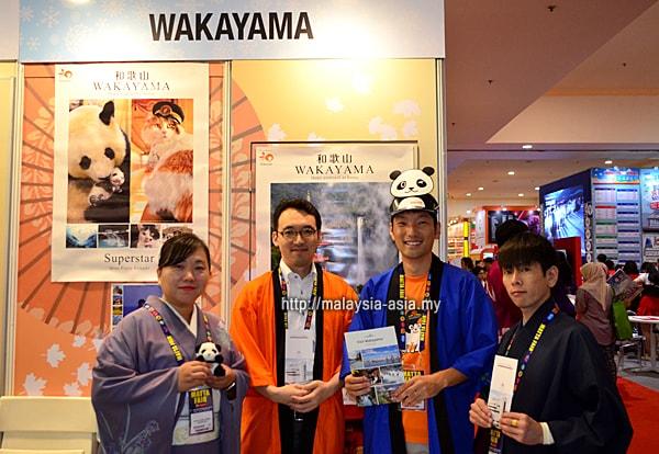 Wakayama Prefecture Matta Fair
