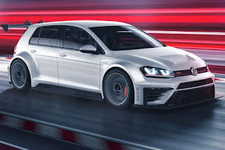 Volkswagen GTI TCR