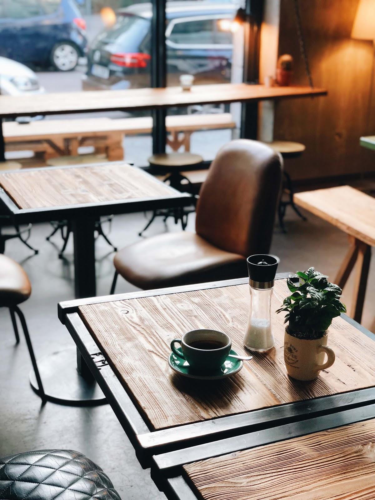 Co robic i gdzie na kawe w Lipsku