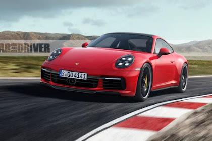 2020 Porsche 911 Release Date