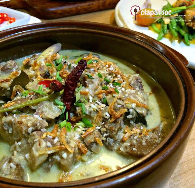 Creamy Beef Rendang from Krazy Garlik