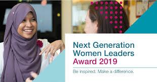 McKinsey&Company Next Generation Women Leaders Award