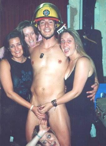 Cfnm Stripper