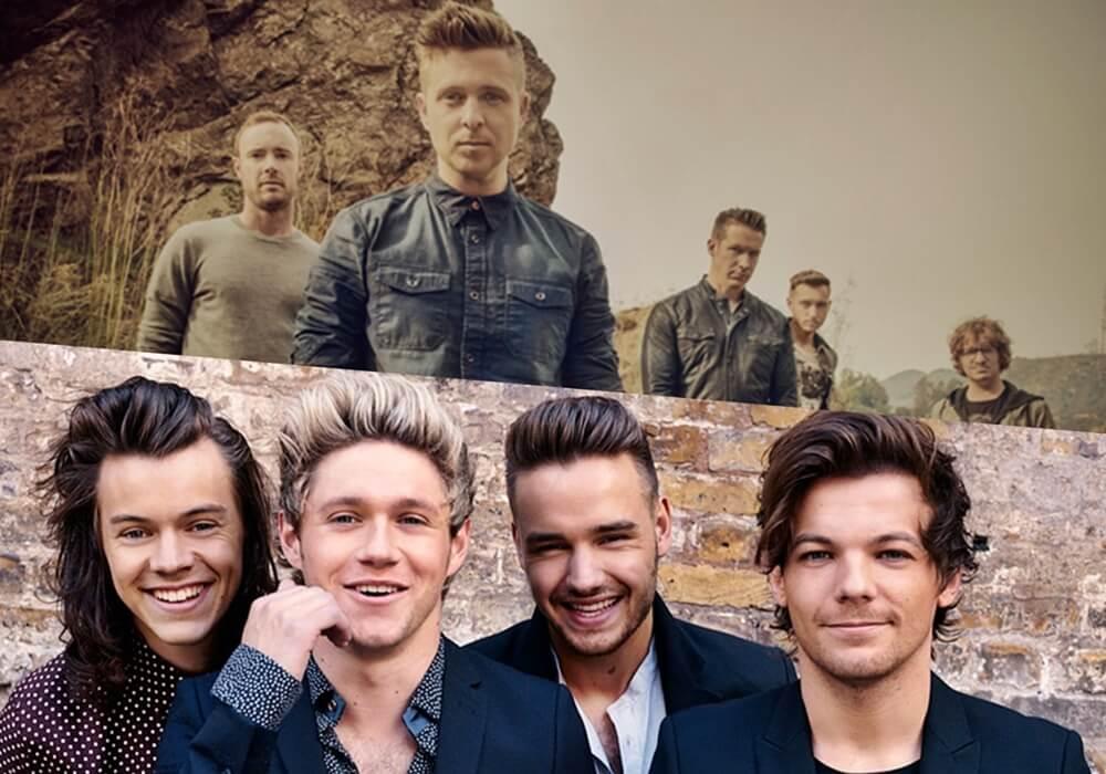 OneRepublic está feliz de que One Direction se separara