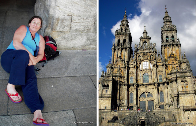Caminho de Santiago, Catedral de Santiago de Compostela