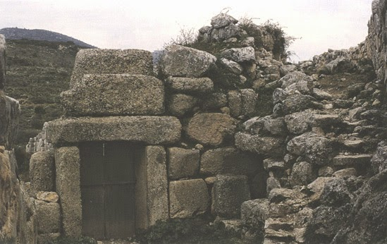 The Stream of Time Late Bronze Age Mainland Greece The