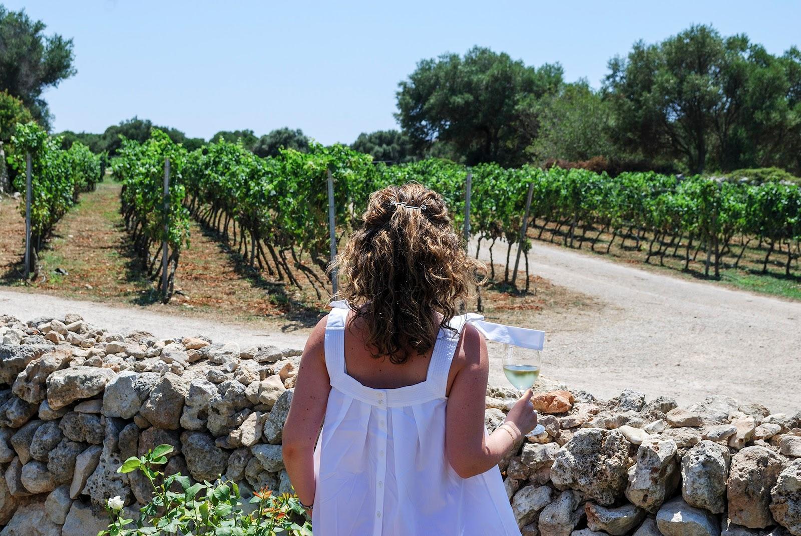 Bodega Binifadet Menorca Spain winery restaurant where to eat itinerary