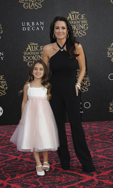 Actress, @ Kyle Richards - 'Alice Through The Looking Glass' Premiere in Hollywood