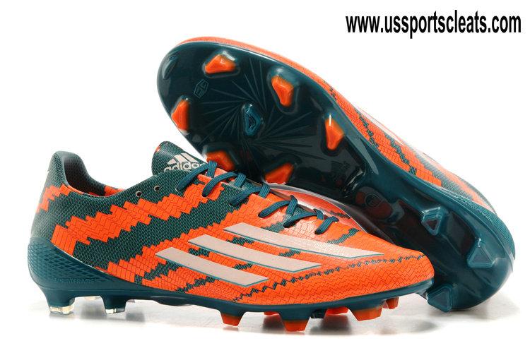 5e5691c8407e US Sports Cleats: Classic adidas F50 adizero 10.1 FG Messi Football ...