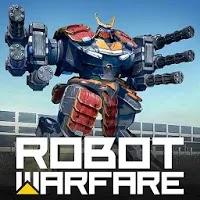 Robot Warfare: Mech battle v0.2.2300 Apk Mod [Munição Infinita]